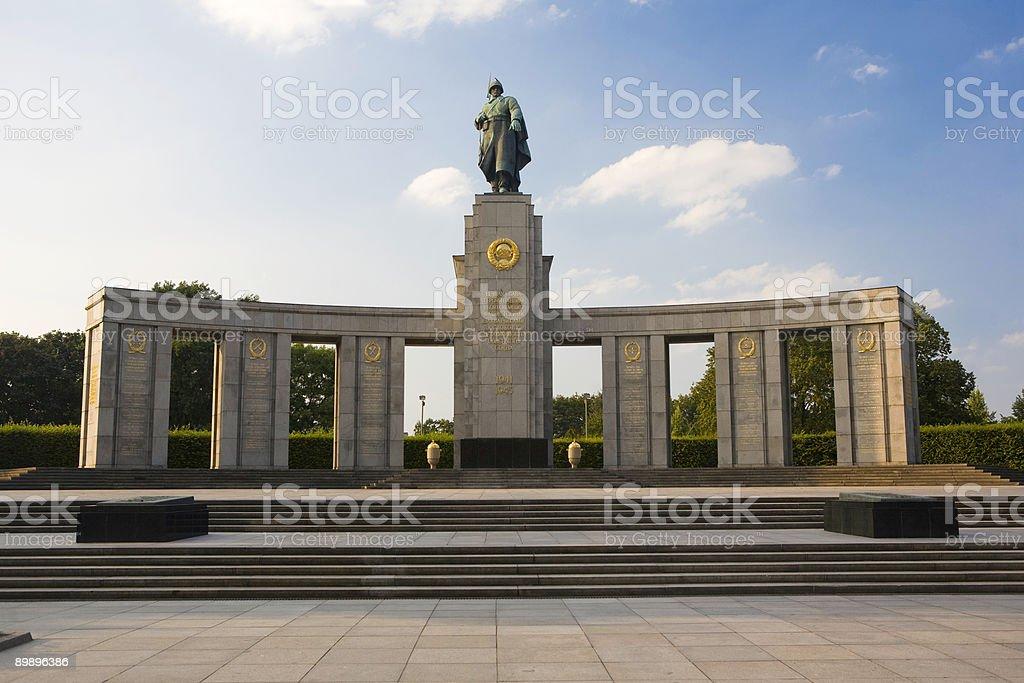 Ruso Memorial foto de stock libre de derechos