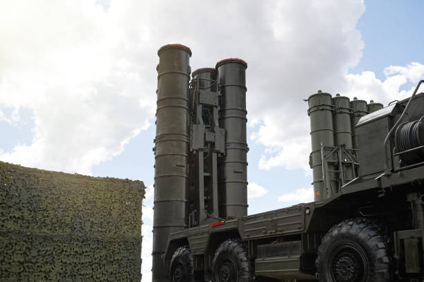 Russian military missile system s-400 Russian military missile system s-400