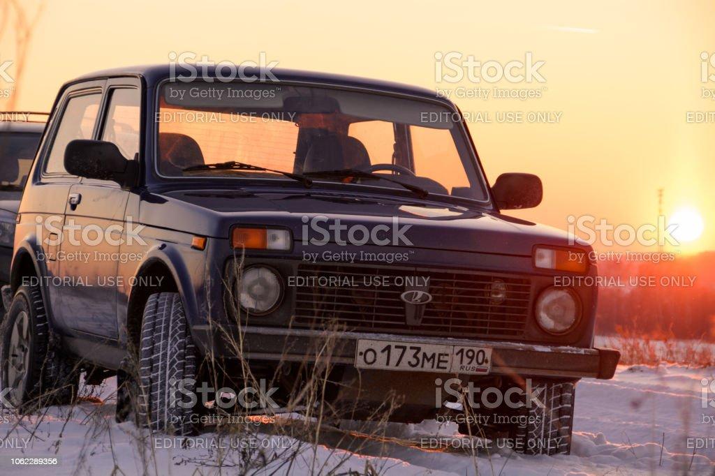 russischer geländewagen