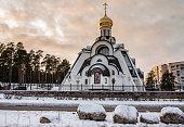 Russian Orthodox Church in Saint Petersburg