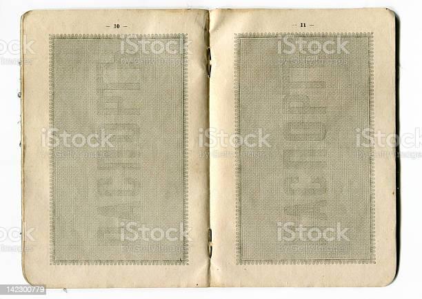 Russian passport from 1909 picture id142300779?b=1&k=6&m=142300779&s=612x612&h=ssziewxtu qi39vt6nbykrzjizqxdwuucnungvgd0gw=