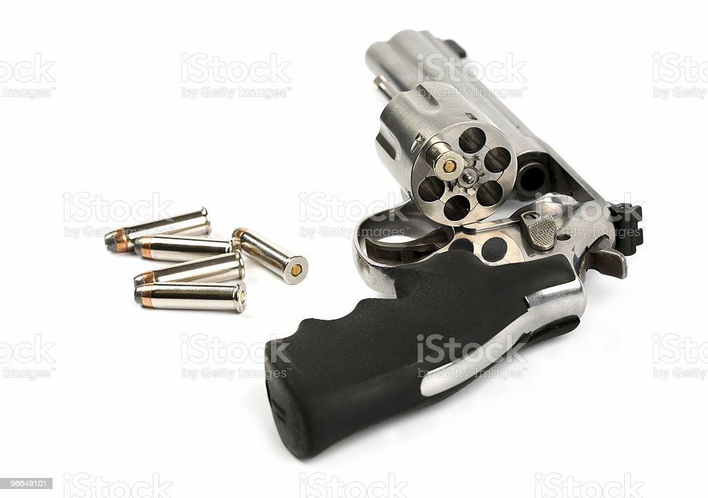 Pistola da roulette russa