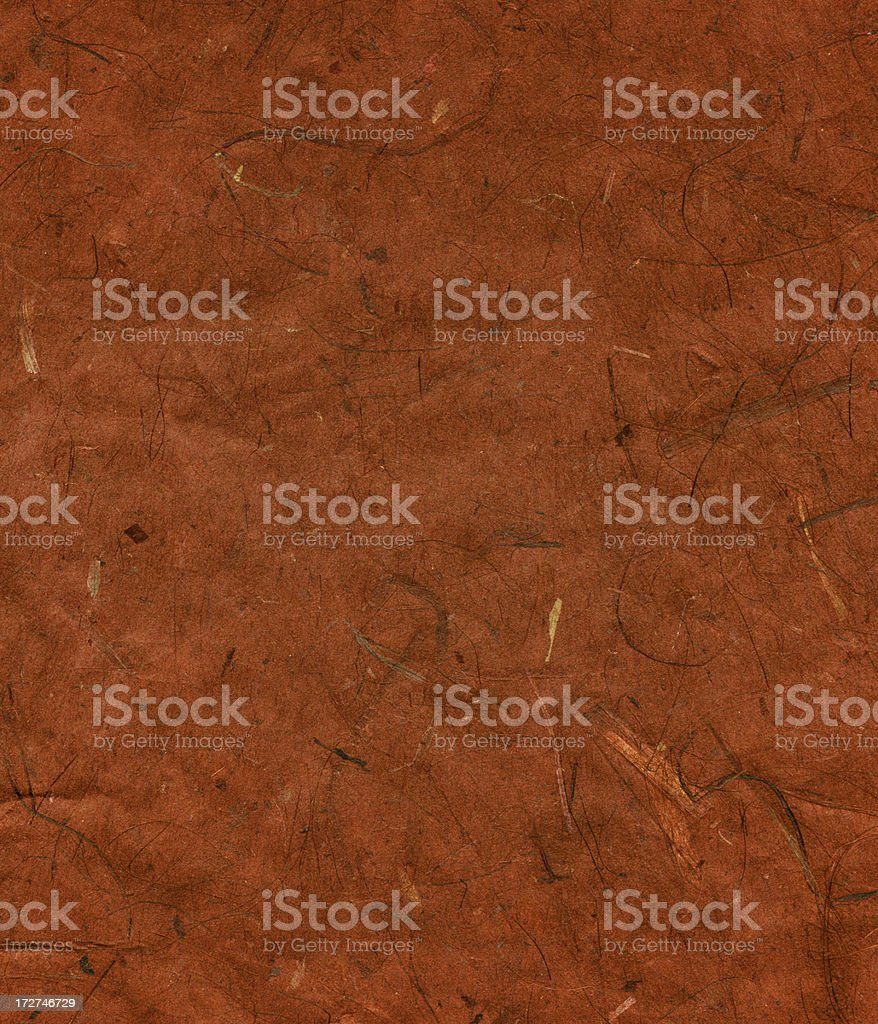 rust color art paper royalty-free stock photo