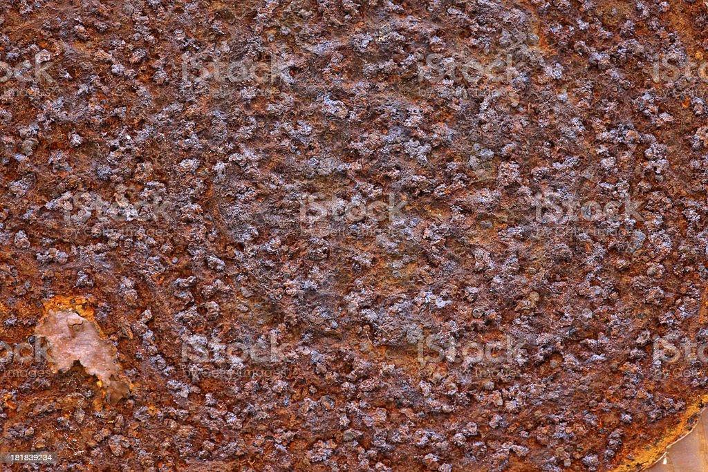 rust decorative pattern royalty-free stock photo