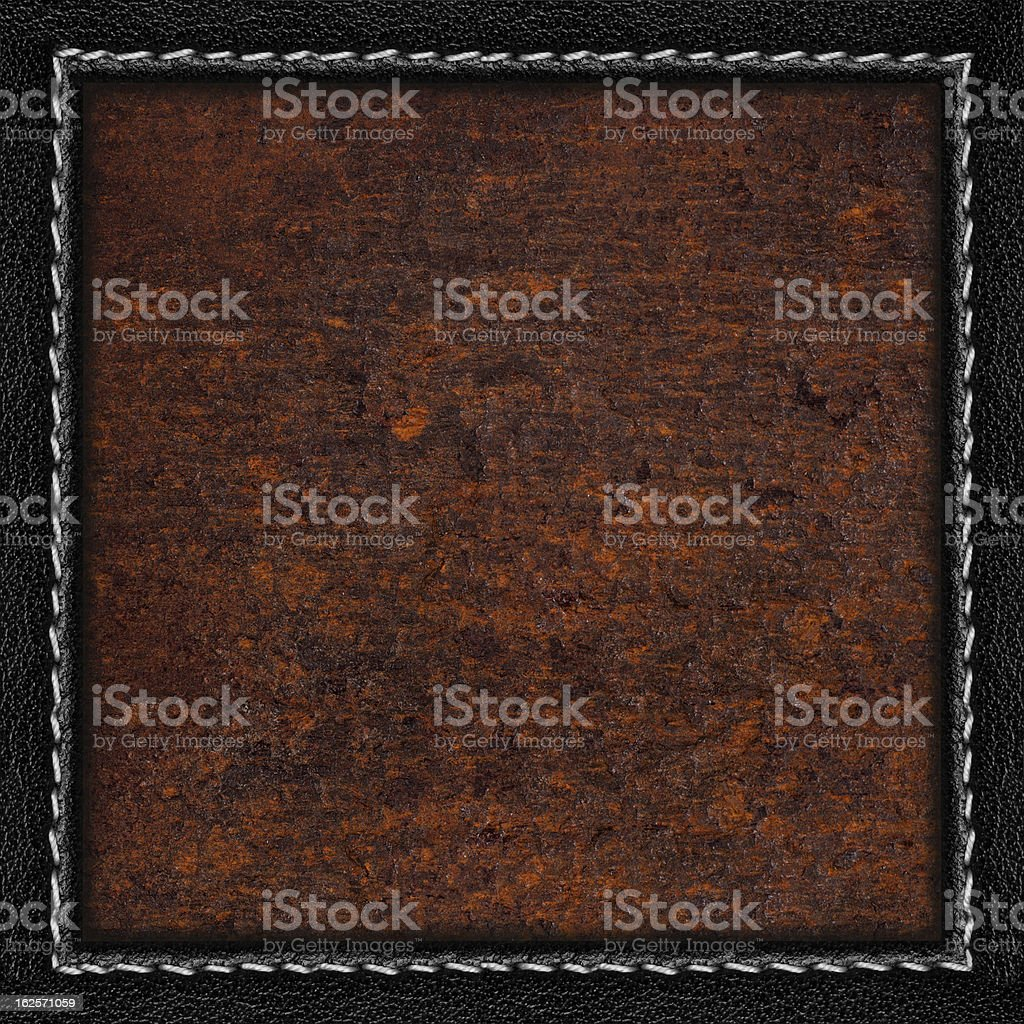 rust metal sheet background royalty-free stock photo