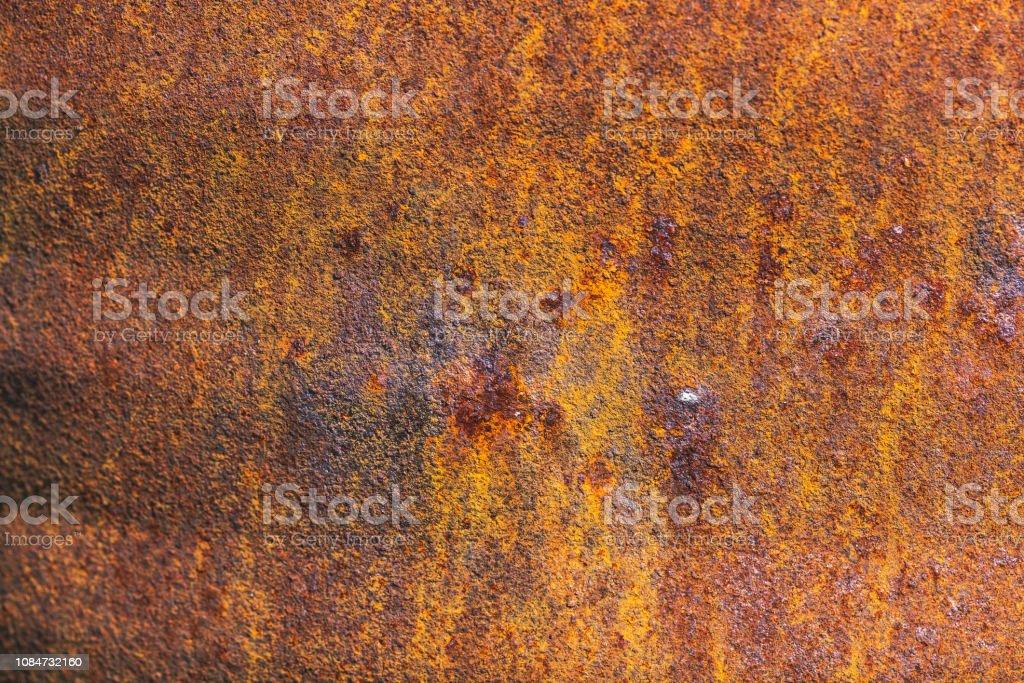 Rust On Metallic Surface Rusted Iron Texture Rusty Metal