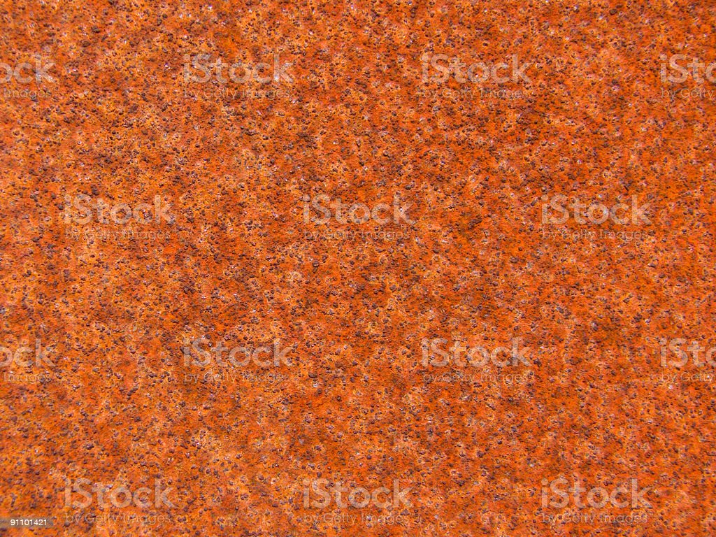 Rust pattern royalty-free stock photo