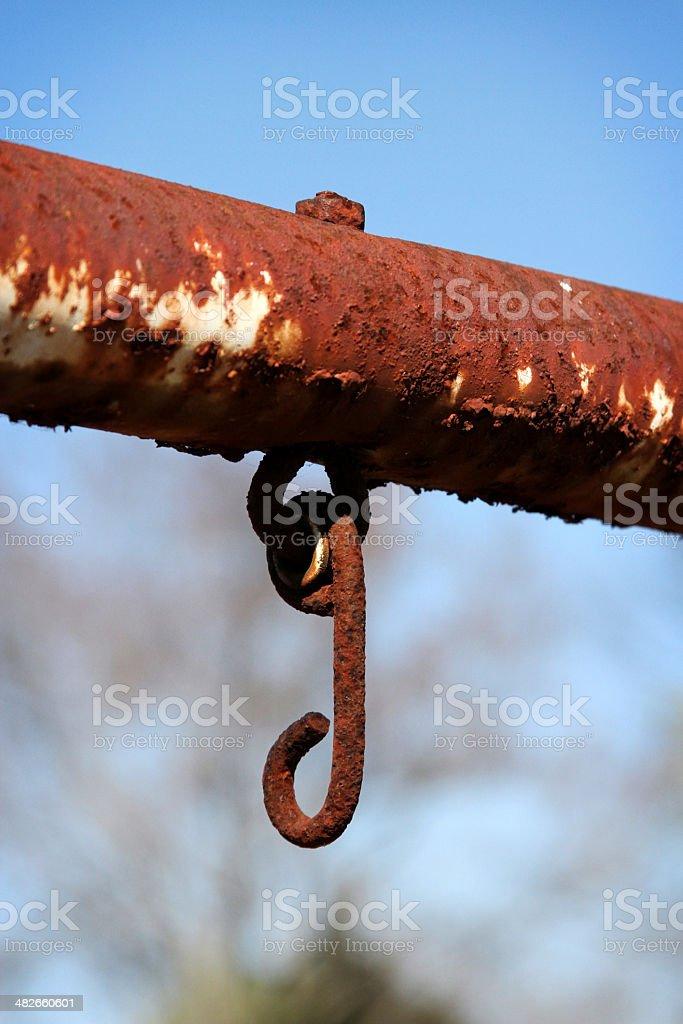 Rust royalty-free stock photo