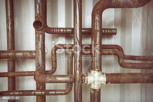 Rust Pipes