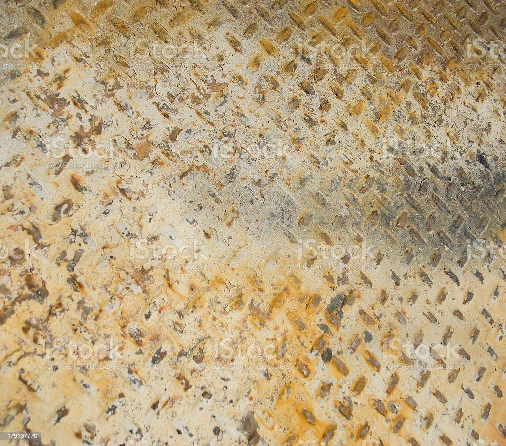 rust rhombus background royalty-free stock photo