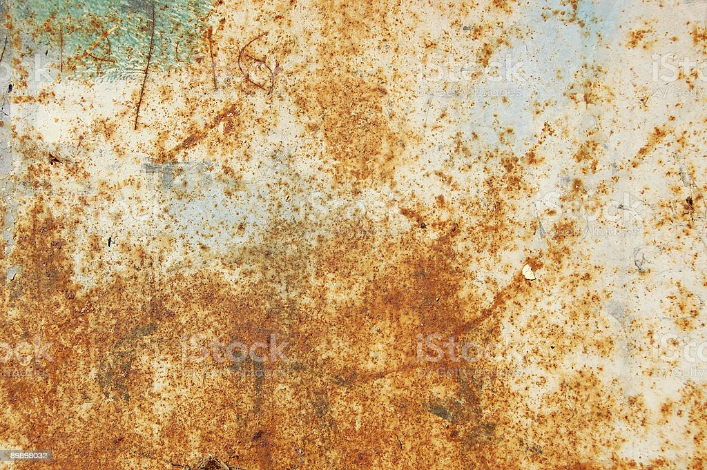 rust texture royalty-free stock photo