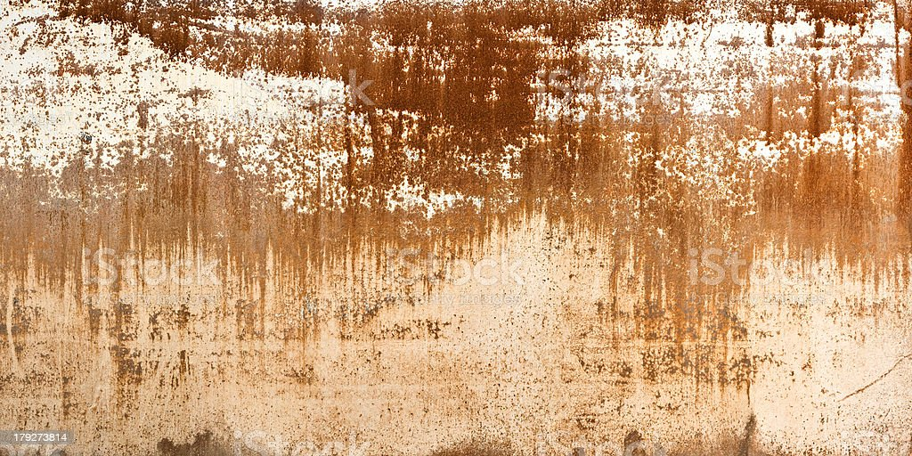 rust texture XXL royalty-free stock photo