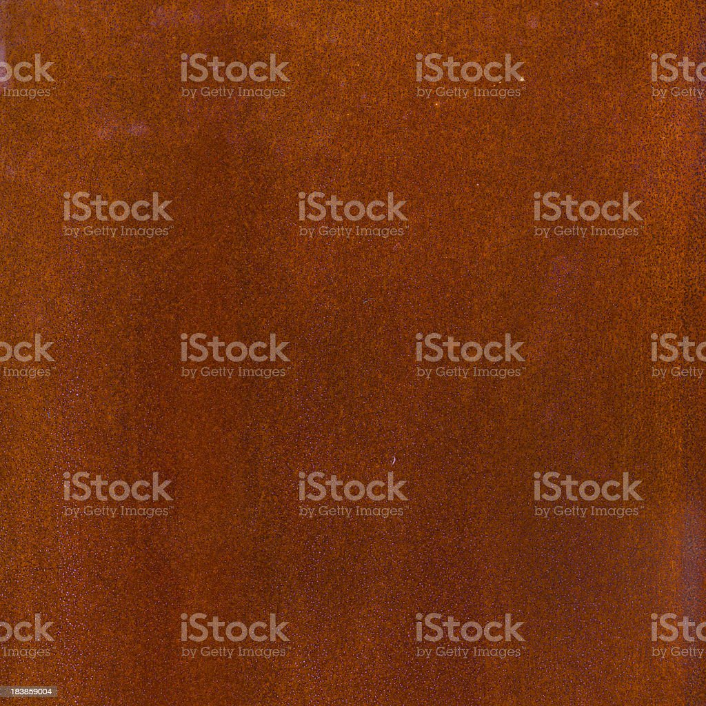 Rust textured background royalty-free stock photo