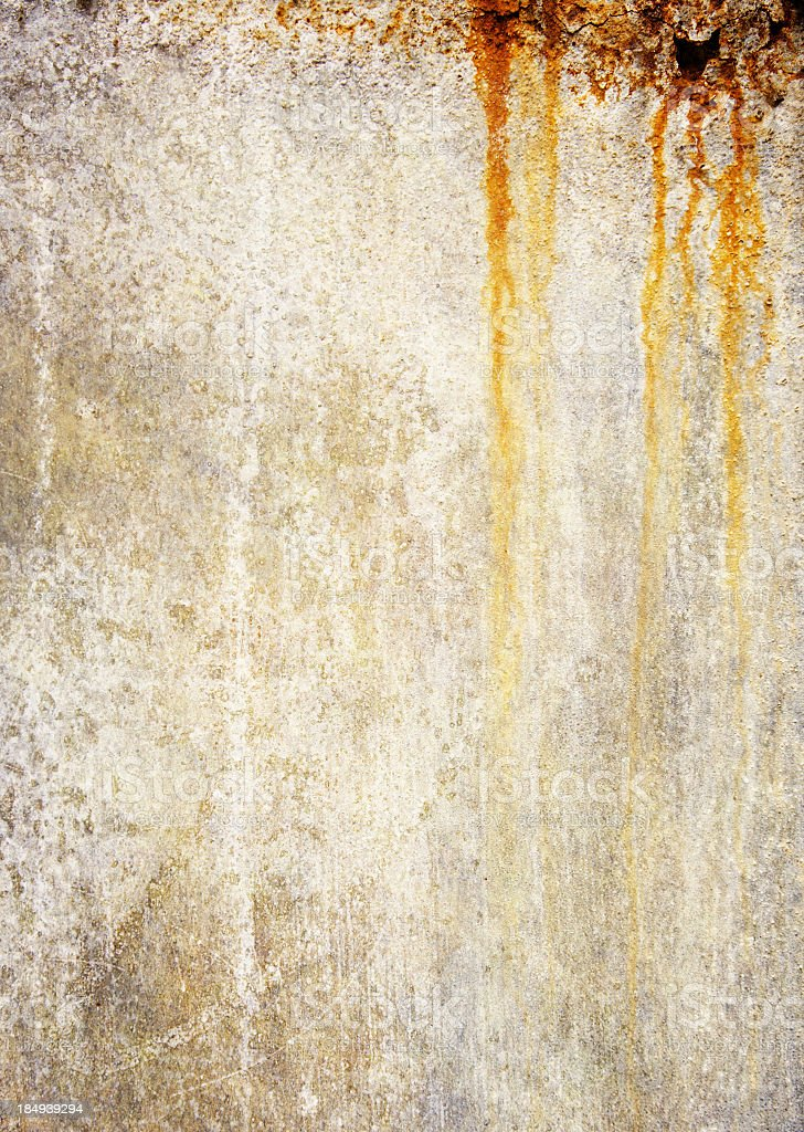 Rusted metal background royalty-free stock photo