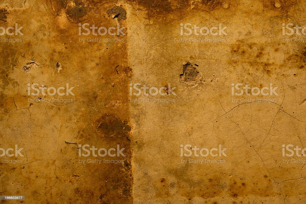 Rusted metal background. royalty-free stock photo