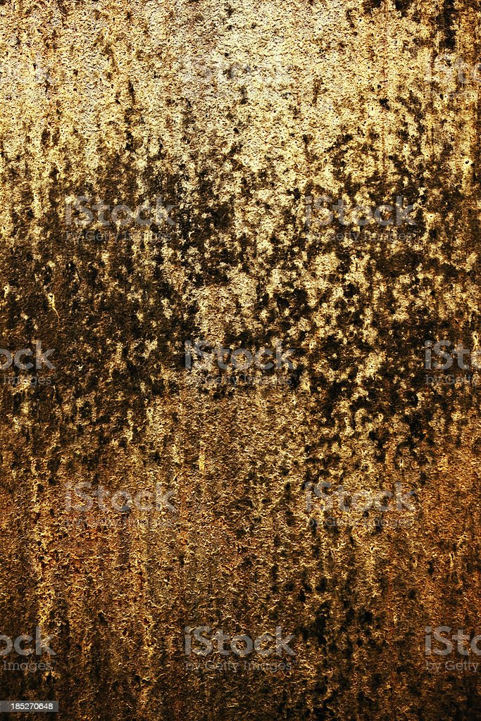 Rusted Metal Texture Background royalty-free stock photo