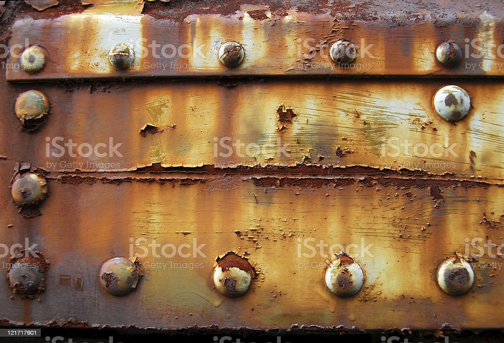 Rusted Shut royalty-free stock photo