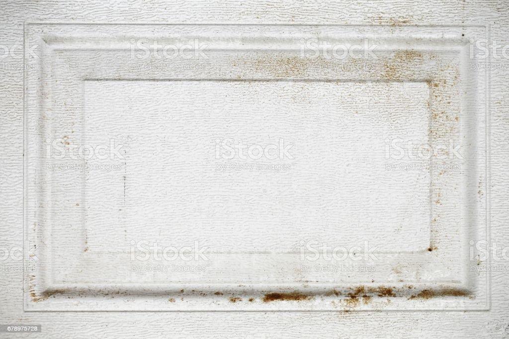 Armature en métal rouillé de blanc photo libre de droits
