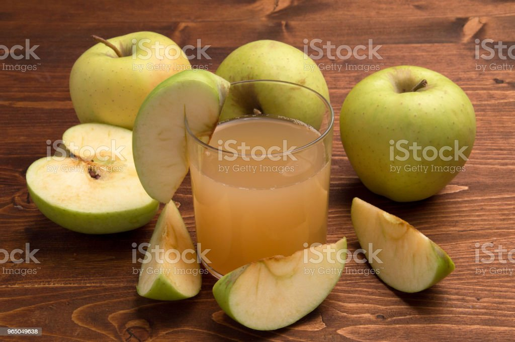 Rustic apple pie royalty-free stock photo
