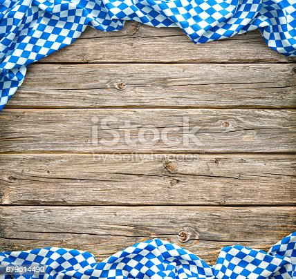 istock Rustic background for Oktoberfest 679514490