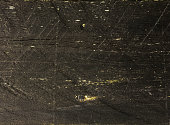 istock Rustic black painted timber textured 894368086