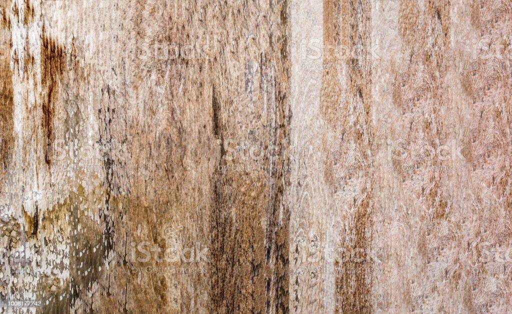 Rustikale braune hölzerne Struktur Hintergrund – Foto
