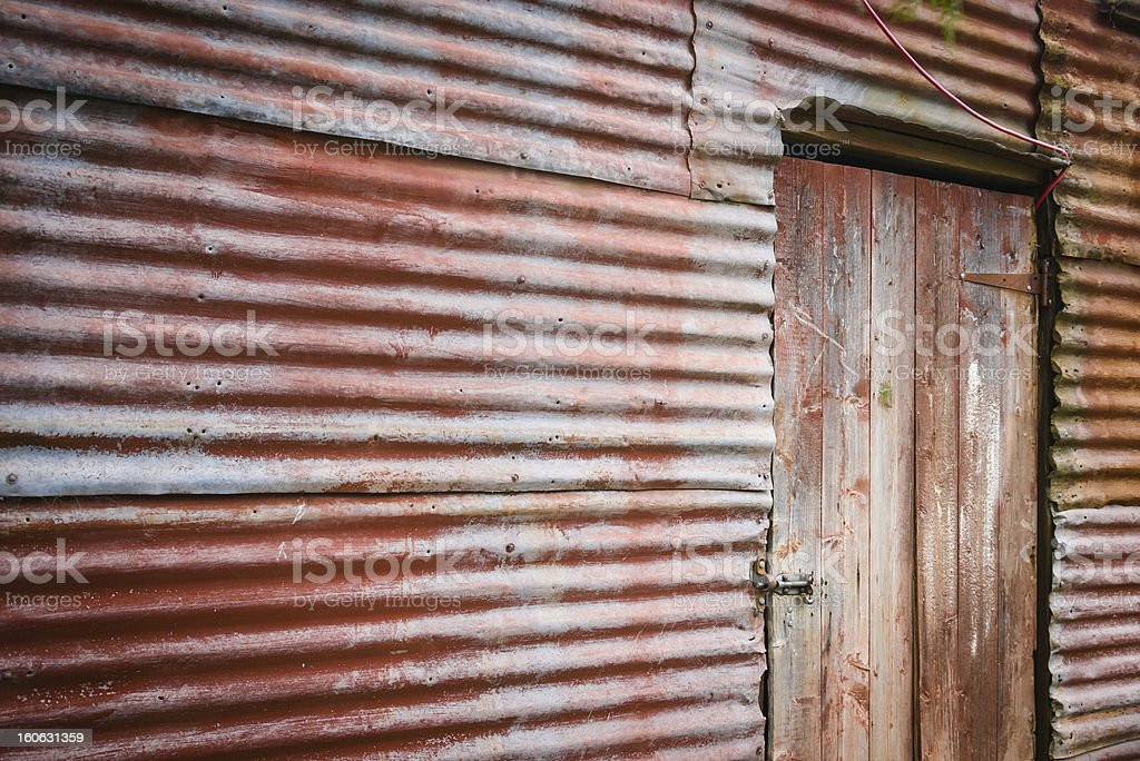 Rustic Building royalty-free stock photo