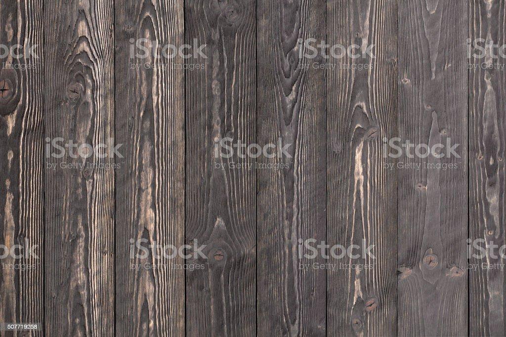 Rustic dark gray wooden background stock photo