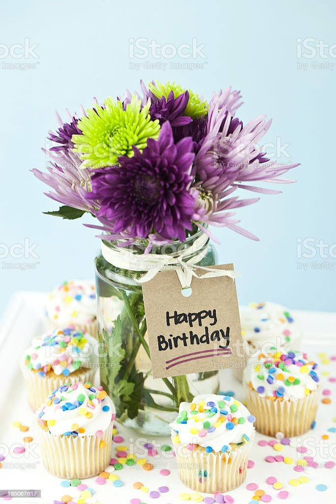 Rustic Happy Birthday stock photo 185067617 iStock