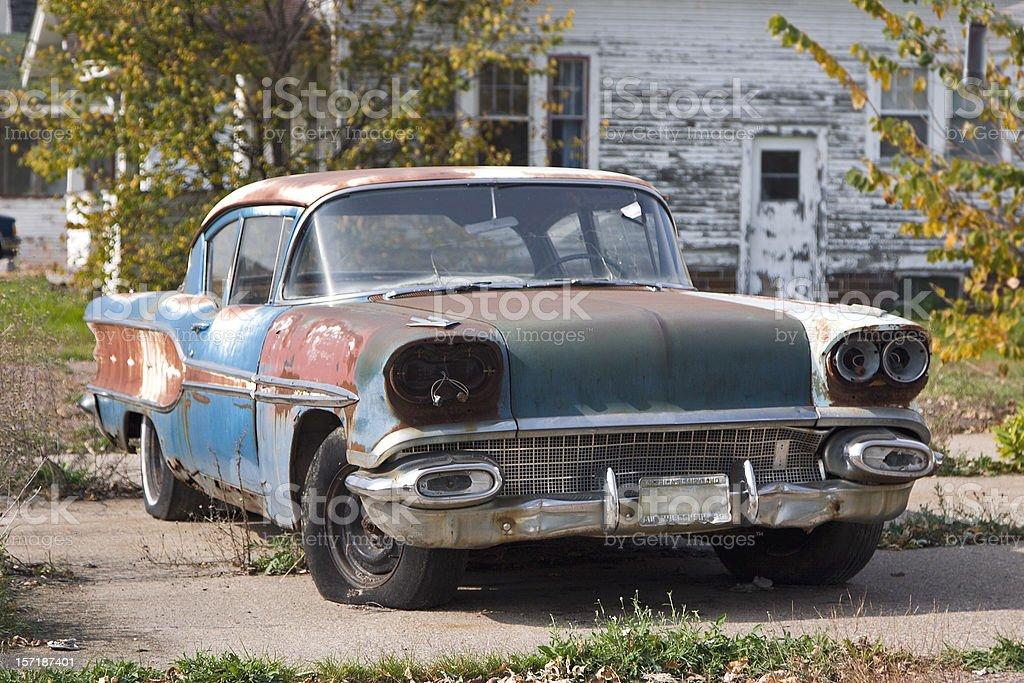 Rustic Junk stock photo
