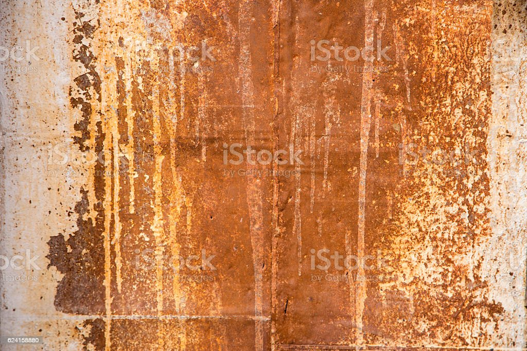 Rustic metal stock photo