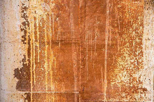 rustic metal - rusty stock photos and pictures