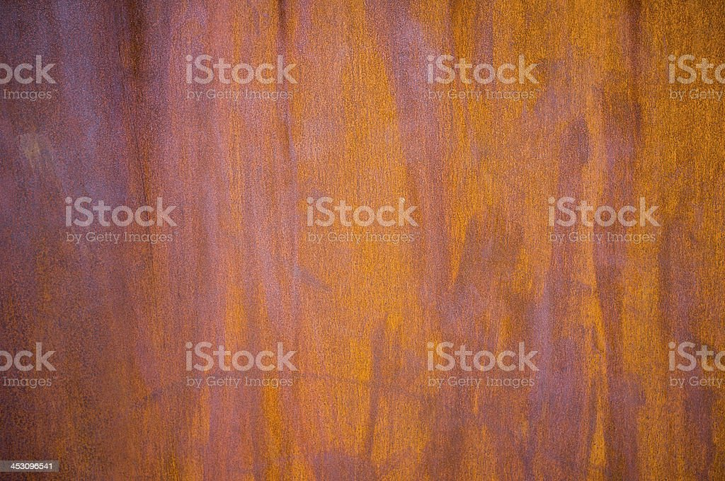 Rustic Metal Texture royalty-free stock photo