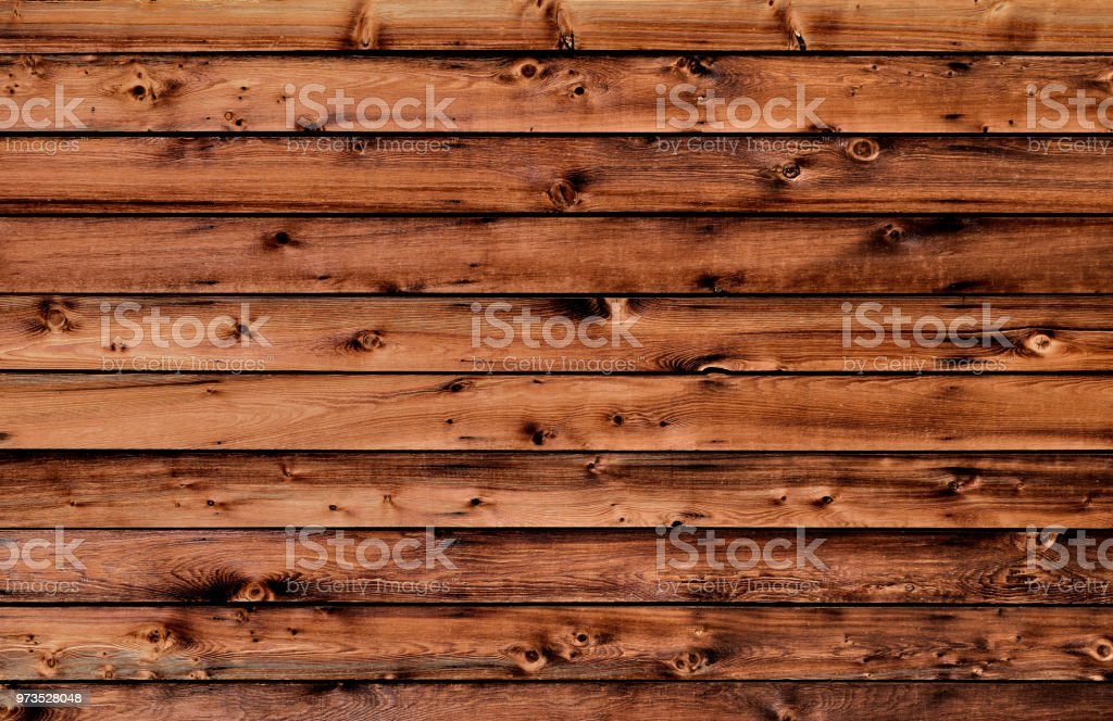 Rustic Red Woodgrain Western Boards Abstract Background stock photo