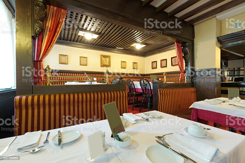 Rustic Restaurant Interior Stock Photo Download Image Now Istock,Best Birthday Gift For Mom In Lockdown