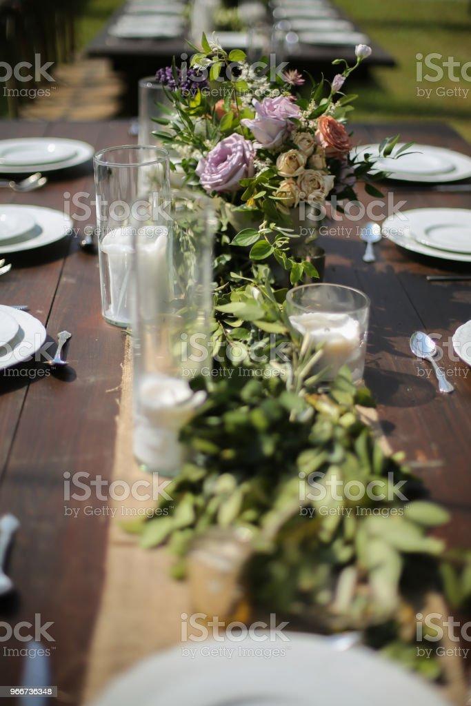 Rustikale Hochzeit Dekor Pink Pfirsich Lila Und Grun Floral