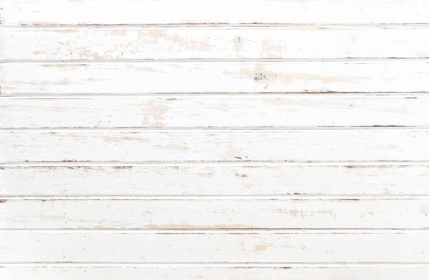 rustic white wood panel background - anthony mcgovern stock photos and pictures