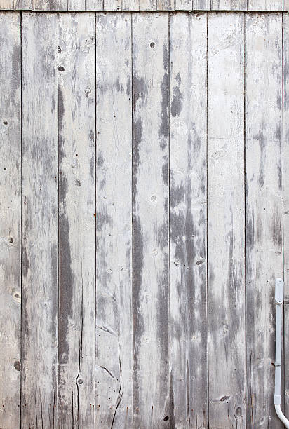 rustic whitewashed barn siding - whitewashed stock photos and pictures