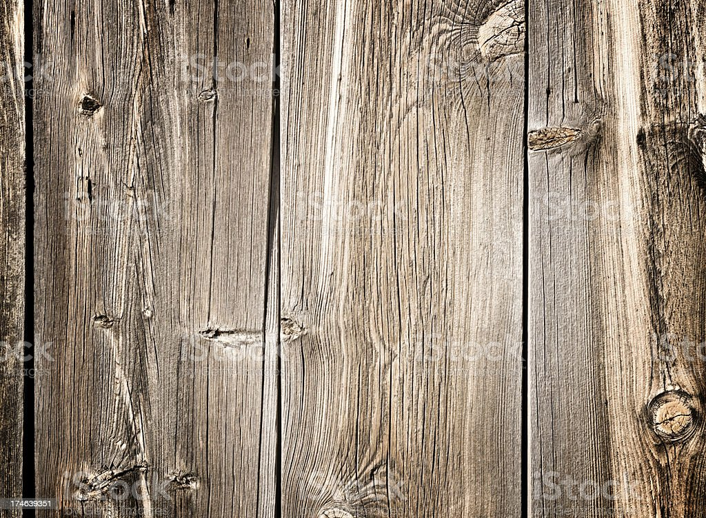 Rustic Wood Background (XXL) royalty-free stock photo