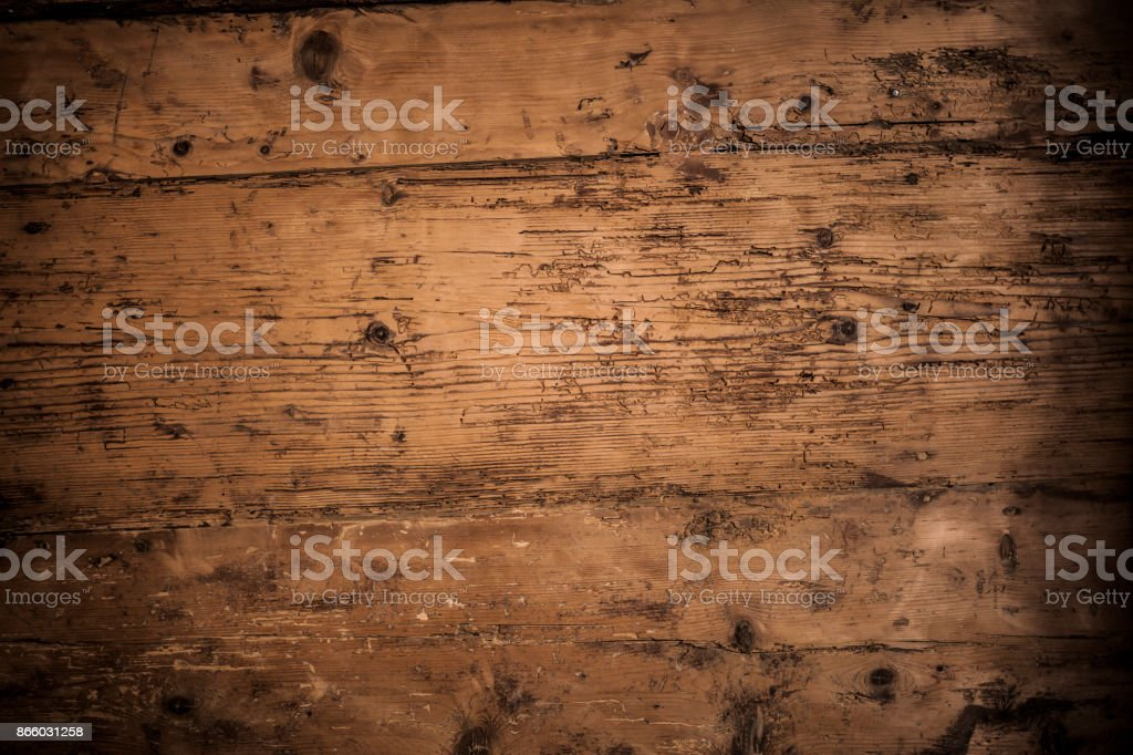 Rustic Wood Background stock photo