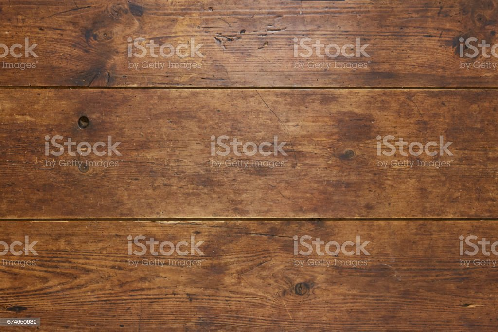 Rustic wood board texture stock photo