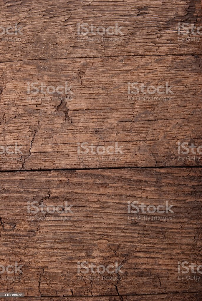 Rustic Wood Surface royalty-free stock photo