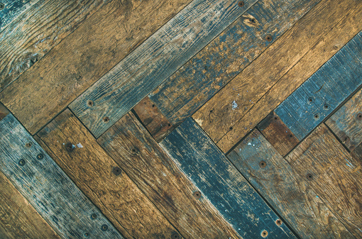 Rustic wooden barn door, wall or table texture