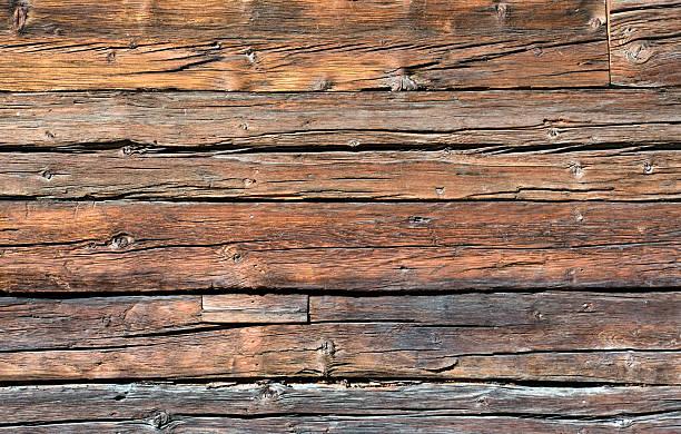 Rustikale Holz-board – Foto