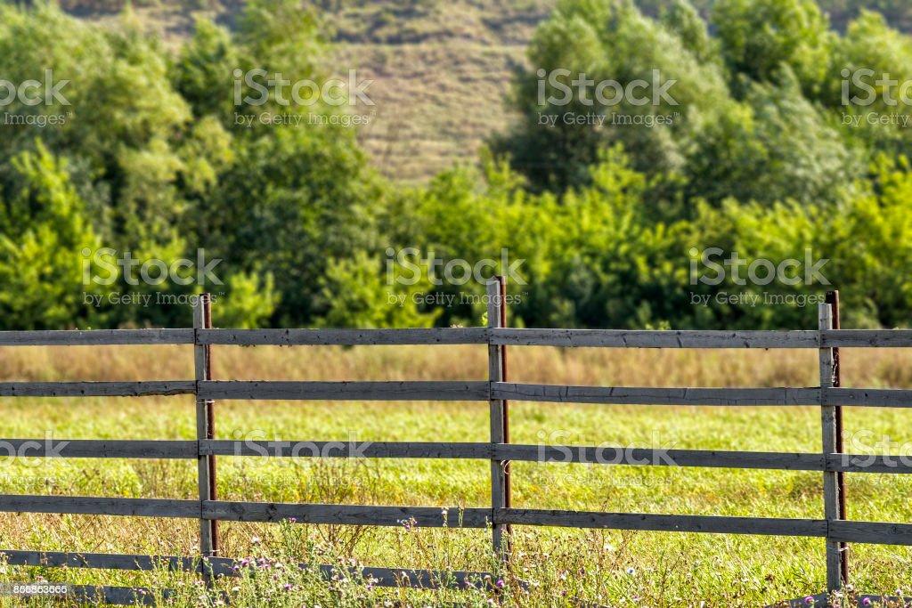 木製 柵 な 素朴 の