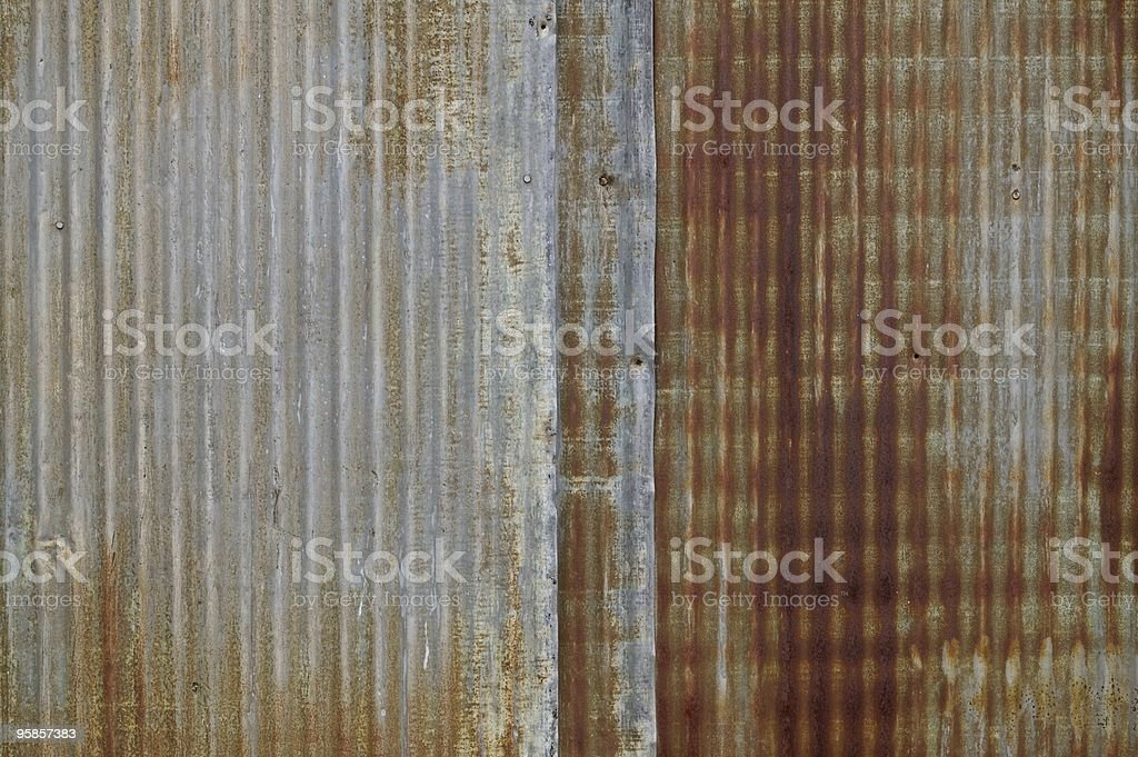 Rusting Metal royalty-free stock photo