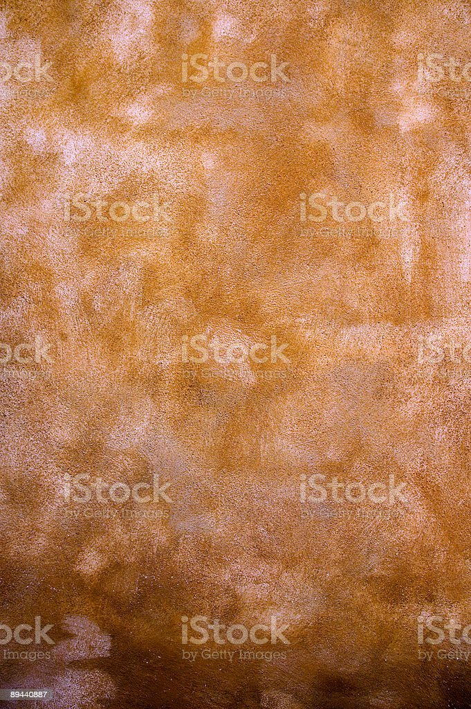 Rusty Abstract Background - Painted Wall royalty-free stock photo