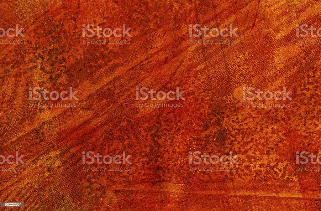 Rusty Art Grunge Background royalty-free stock photo