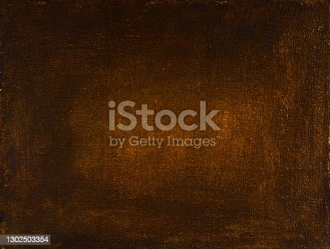 Brown Acrylic Painted Background