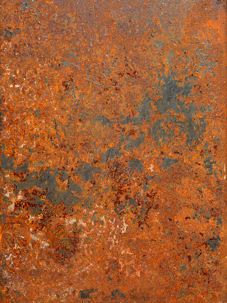 Rusty background stock photo